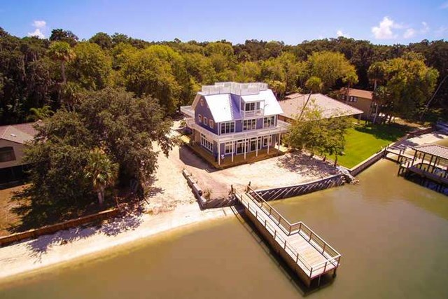 palm coast homes for sale on the river