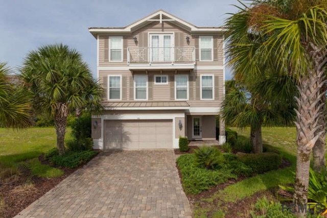 ocean hammock  homes for sale palm coast