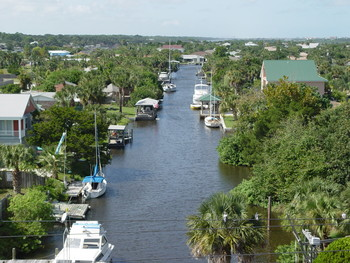 palm coast water front homes for sale